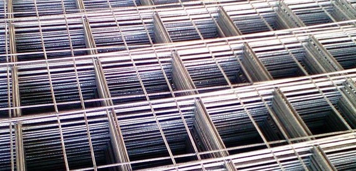 Almacenes de hierro en Alicante