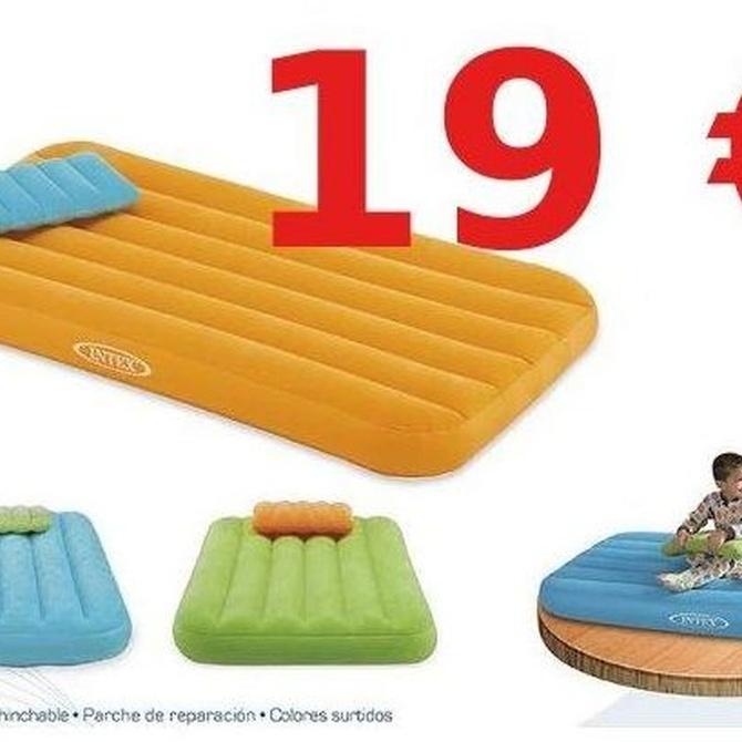 Consejos para comprar un colchón hinchable (I)