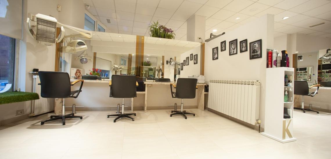 Déjate cuidar en nuestra peluquería en Getxo
