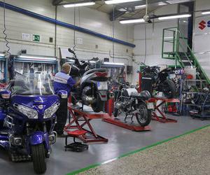 Pintores de motos