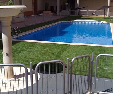 Restauración de piscinas