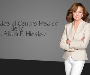 Dra. Alicia F. Hidalgo, referente de calidad, garantía y seguridad en la medicina estética de España.