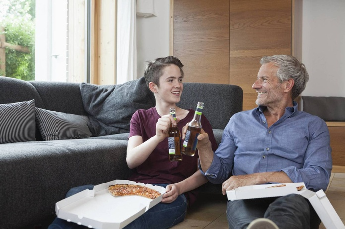 """El adolescente vive en una sociedad que le transmite: """"si beber es divertido, es bueno"""""""