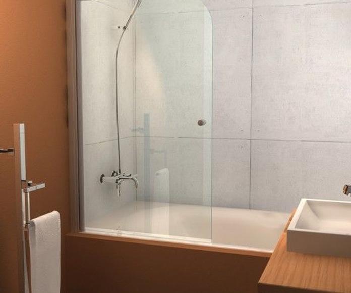 Mamparas de baño: Productos y Servicios de Aluminis Disa