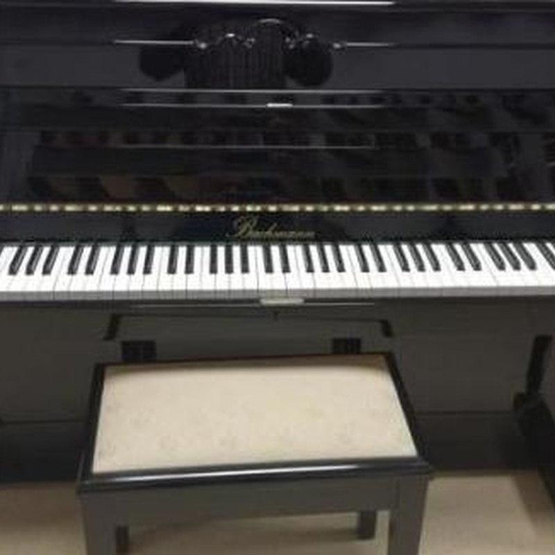 PIANO ALQUILER  BACHMANN ALQUILADO: Catálogo de L'Art Guinardó