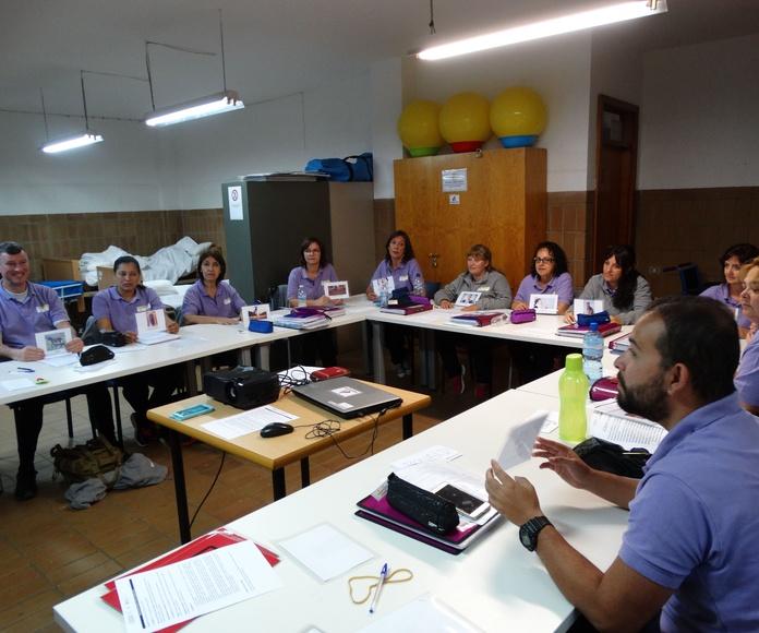 Taller Onomatopeyas.: Proyectos y Servicios de Asociación Domitila