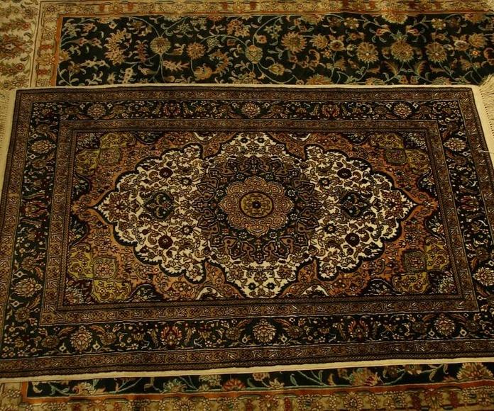 Limpieza de alfombras: Servicios de Secarapid