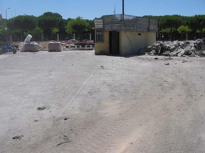 Garajes: Trabajos realizados  de Cubiertas Imperdur, S.L.