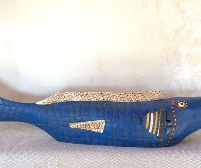Artesanía africana: Productos de Cocó Decó
