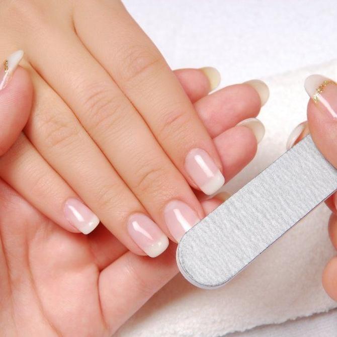 Principales tipos de limas de uñas