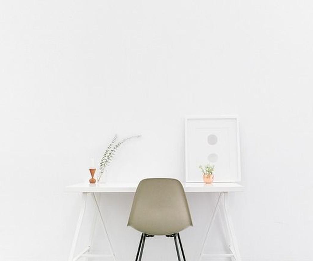 Armarios empotrados en el estilo minimalista
