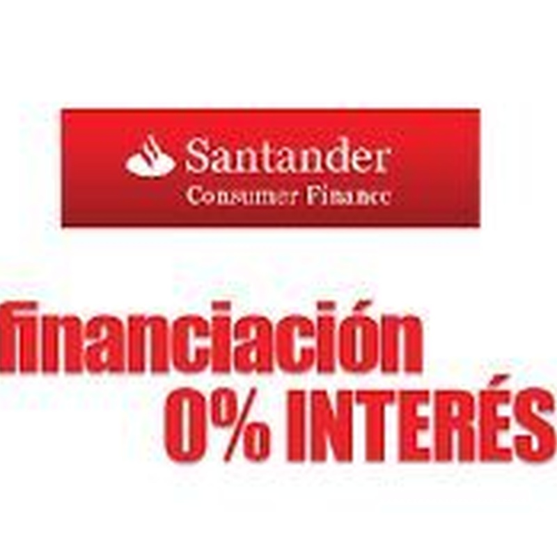 Financiación 12 meses sin intereses: Productos de Novolar