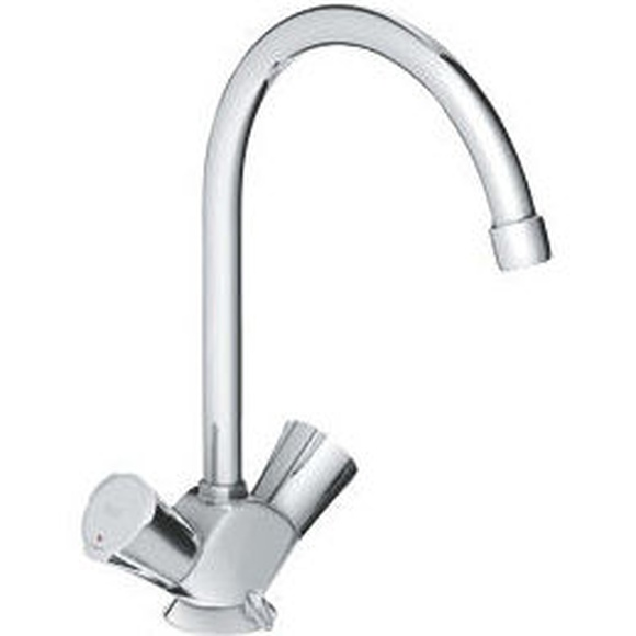 Monoblock fregadera vertical FLEXIBLE COSTA L GROHE