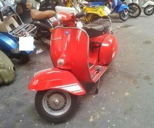 Restauración de scooter clásicos