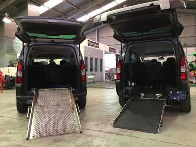Adaptación de vehículos en Asturias. Seguimos entregando vehículos adaptados.