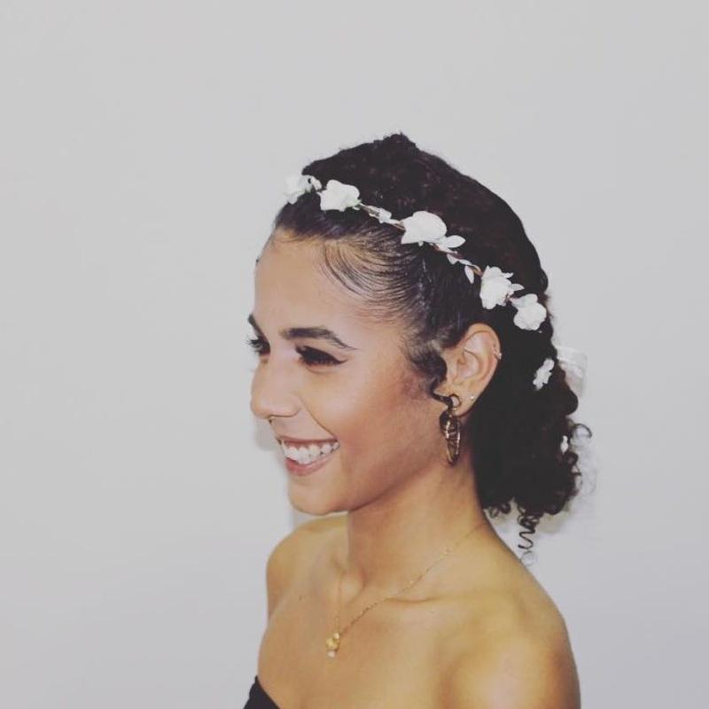 Peinados de boda y comunión: Servicios de AWA Diop