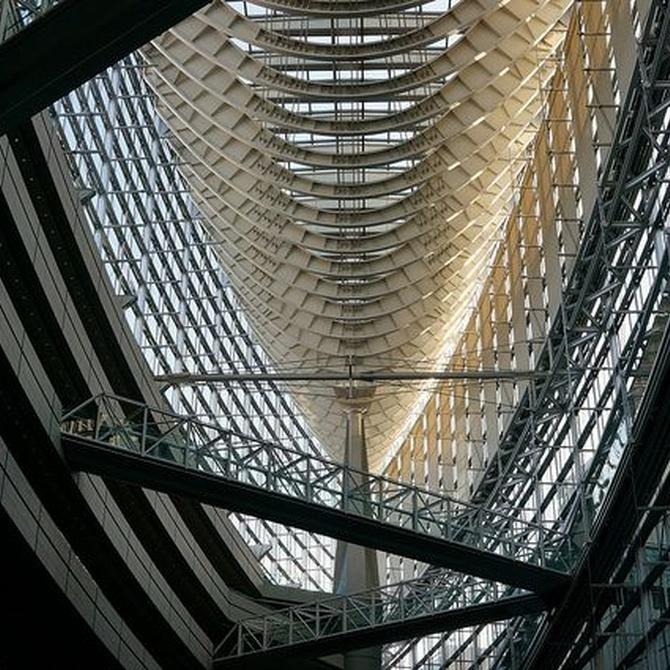 Ventajas del uso de estructuras metálicas en la construcción