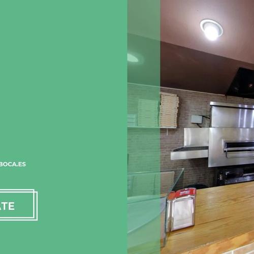 Comida a domicilio en Daganzo de Arriba | Pizzería Boca a Boca