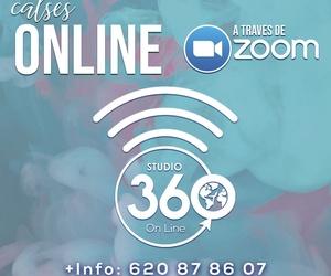 Inician las clases OnLine en 360Studio