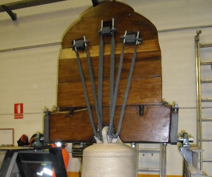 Restauración de campanas