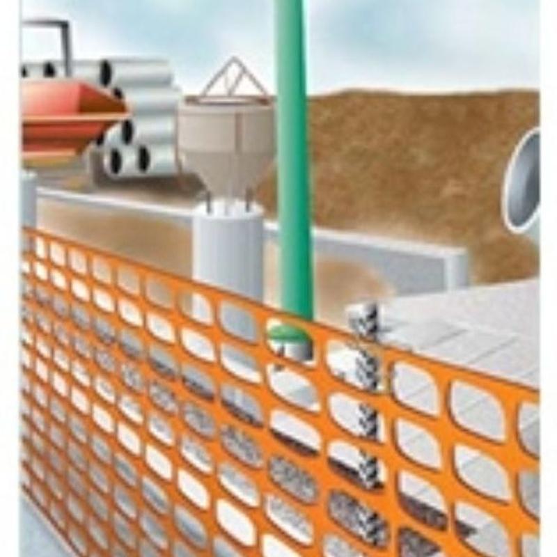 Malla señalización vertical: Productos de Ferretería Baudilio