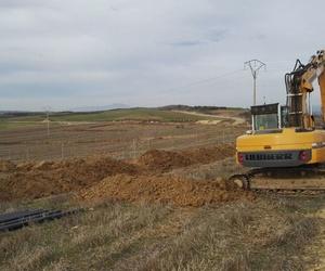 Excavaciones de zanjas para riegos Navarra