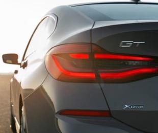 LUJOSO Y PODEROSO: EL BMW SERIE 6 GT