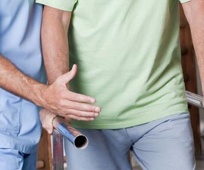 Fisioterapia y rehabilitación de lesiones: Centro de fisioterapia  de Corefisio