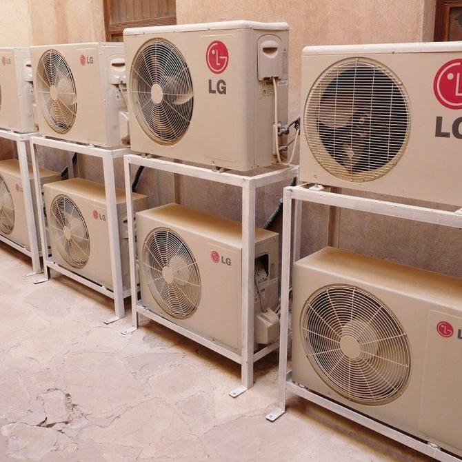 Averías comunes en los aparatos de aire acondicionado