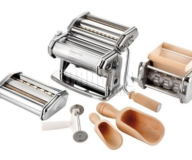 Máquinas para hacer pasta
