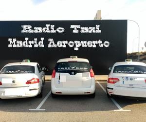Todos los productos y servicios de Taxis: Radio taxi Madrid Aeropuerto