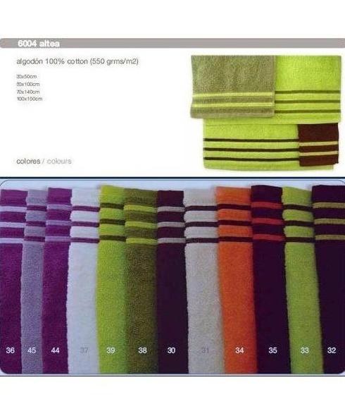 Toallas: Nuestro catálogo de productos de Telar