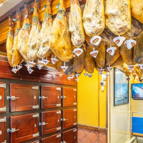 Dónde comer en La Barceloneta, Barcelona | El Rey de la Gamba