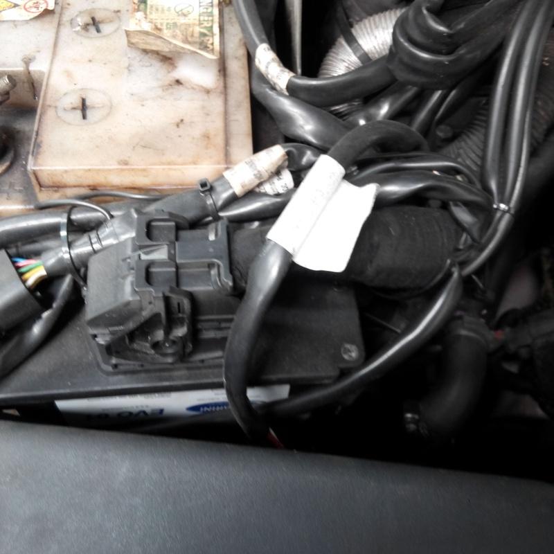 Mercedes ML320 Glp: Servicios mecánicos de Davial Motor
