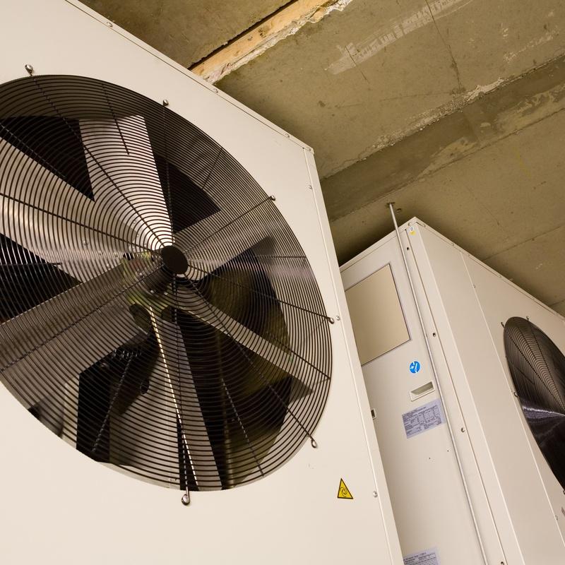 Ventilación: Servicios de CLIMART VALENCIA