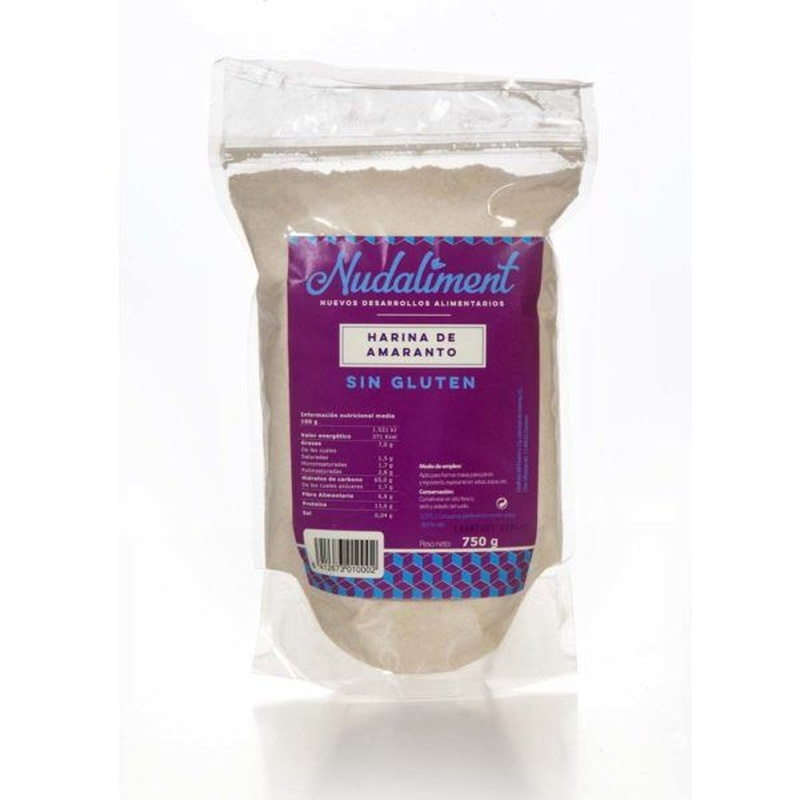 Harina de amaranto sin gluten 70 gr: Productos de Coperblanc Zamorana