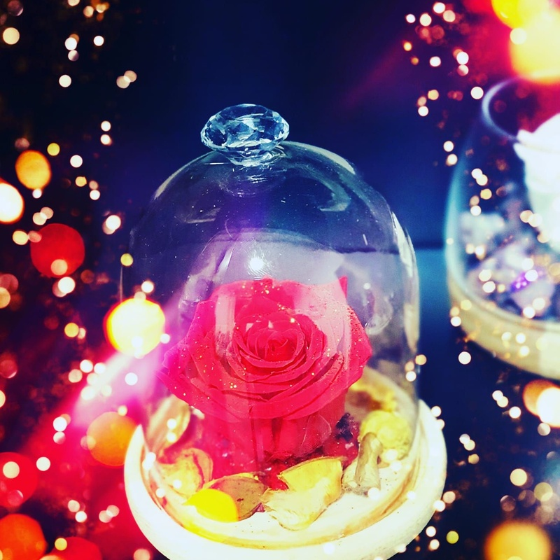 Rosas Eternas: Productos y servicios   de El Buda de la Fortuna