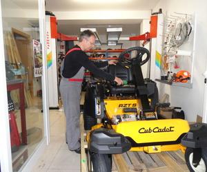 Reparación de maquinaria de jardinería en Cardedeu   Jardimec