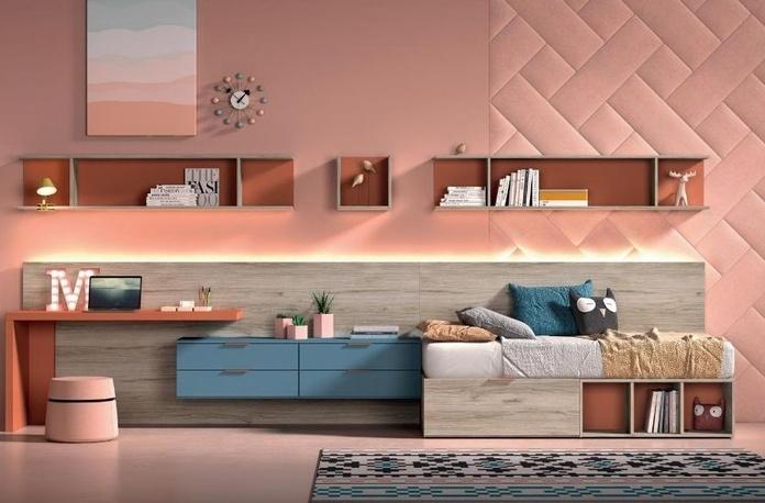 Juvenil JV_2: Muebles de Spais a Mida