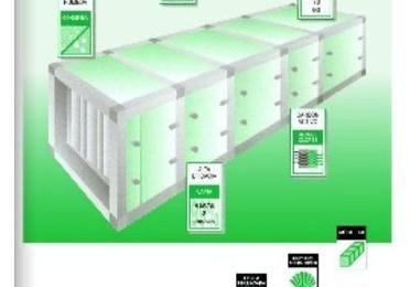 Depuradores de aire (etapas ensamblades)