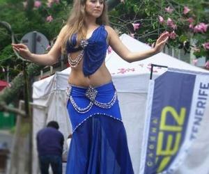 Clases de danza del vientre tanto para niños y adultos