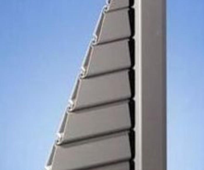 Ventanas de aluminio en Madrid centro
