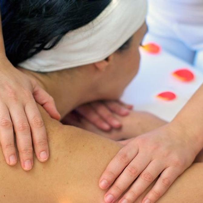 Los beneficios de los masajes terapéuticos
