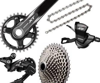 Venta: Productos y servicios de Bici + Fácil