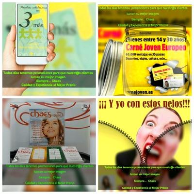 Todos los productos y servicios de Peluquería unisex: Chaes Peluquería Unisex