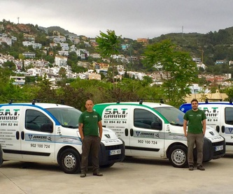Póliza Mantenimiento para Energía Solar: Servicios de S.A.T. Servei