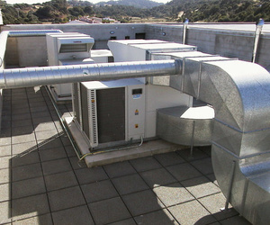 Aire Acondicionado Industrial Mallorca