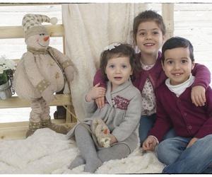 Elena, Berta y Carlos
