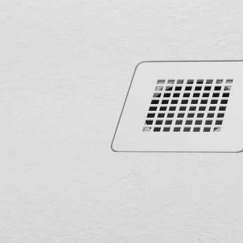 Platos de ducha SLATE: COLECCIONES de Iducha