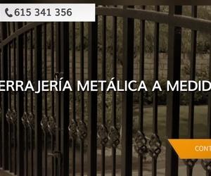 Cerramientos metálicos en Leganés | Nicolás Aguado Cerrajería
